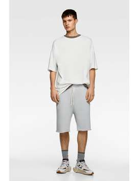 Essence Oversized T Shirt by Zara