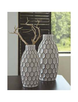 Dionna Vase   Set Of 2 by Signature Design By Ashley