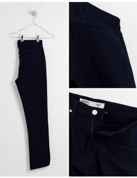 Burton Menswear Slim Jeans In Blue by Burton Menswear London