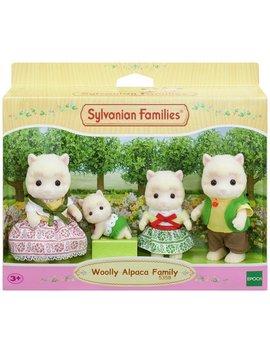 Sylvanian Families Woolly Alpaca Family868/9306 by Argos