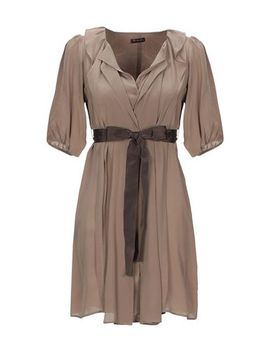 Short Dress by Guardaroba By Aniye By