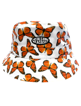 Butterfly Effect Bucket Hat by Petals And Peacocks
