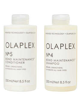 Olaplex No. 4 Shampoo & No. 5 Conditioner 8.5 Fl Oz, 2 Pack by Costco