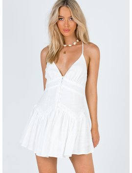 Ellish Playsuit by Princess Polly