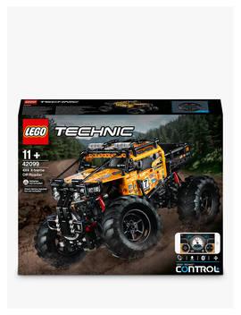 Lego Technic 42099 4x4 X Treme Off Roader by Lego