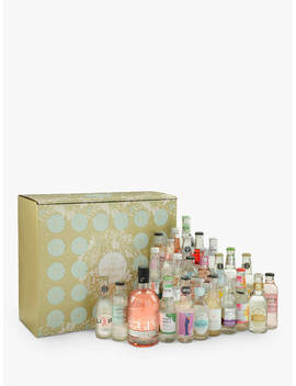 Gin & Tonic Advent Calendar, 550cl by Unbranded