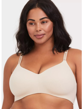 Nude 360° Back Smoothing™ Lightly Lined Everyday Wire Free Bra by Torrid