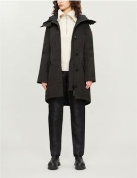 Rossclair Shell Parka Coat by Canada Goose