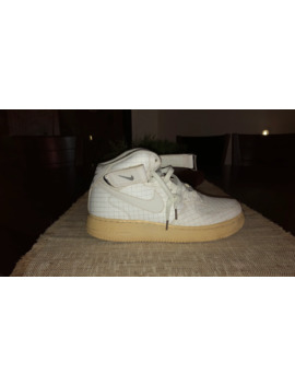 Air Force 1 White Mid 07 Lv8 by Nike  ×