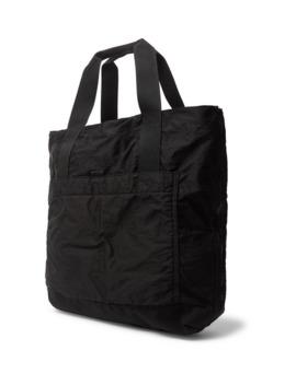 Garment Dyed Nylon Tote Bag by Stone Island
