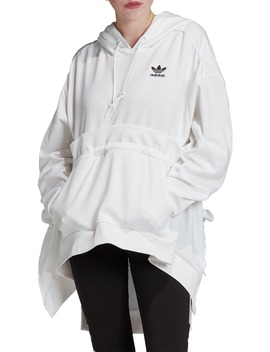 Hooded High/Low Parka by Adidas Originals
