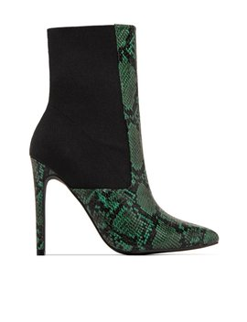 Unleashed   Green Snake by Miss Lola