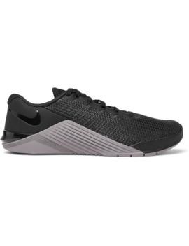 Metcon 5 Mesh Sneakers by Nike Training
