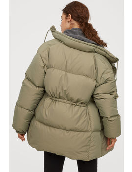 Anorak Oversize De Plumón by H&M