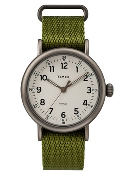 Standard Textile Strap Watch, 41mm by Timex