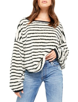 Breton Stripe Pullover by Free People