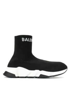 Strikkede Speed Sneakers by Balenciaga