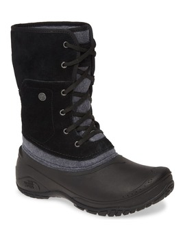 Shellista Ii Roll Cuff Waterproof Insulated Winter Boot by The North Face