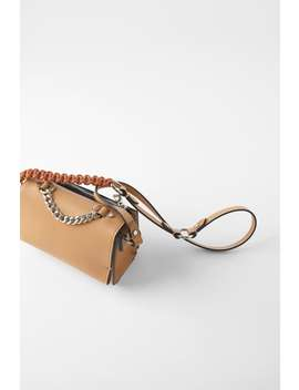 Crossbody Bag With Rope Strap by Zara