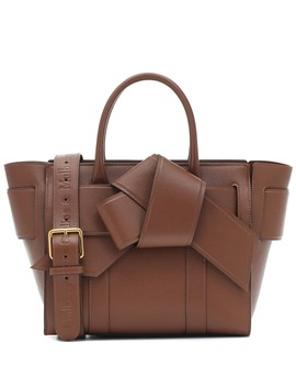Bayswater Musubi Leather Tote by Acne Studios & Mulberry