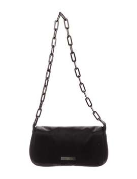 Satin Evening Bag by Gucci