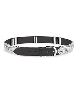 Tehora Leather Belt by Isabel Marant