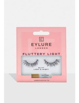 Eylure Strip Eyelashes Texture No. 117 by Missguided