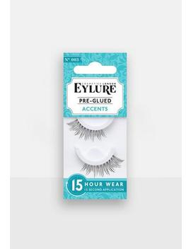 Eylure Pre Glued Accents Lashes by Missguided