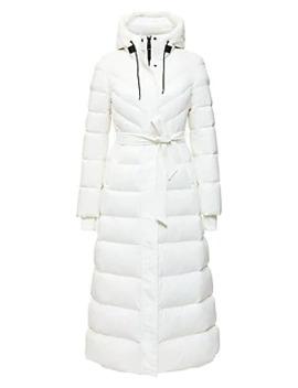 Calina Hooded Puffer Coat by Mackage