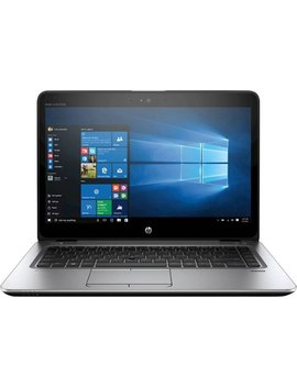 """Elite Book 14"""" Laptop   Intel Core I5   8 Gb Memory   256 Gb Solid State Drive   Aluminum by Hp"""