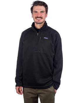 Better Sweater 1/4 Zip Fleece Pullover by Patagonia