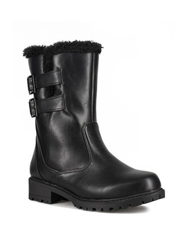 Cold Weather Faux Fur Lined Boot by Aquatherm By Santana Canada