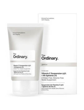 The Ordinary Vitamin C Suspension 23% + Ha Spheres 30ml by The Ordinary