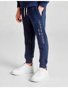 Tommy Hilfiger Essential Joggers Children by Jd Sports