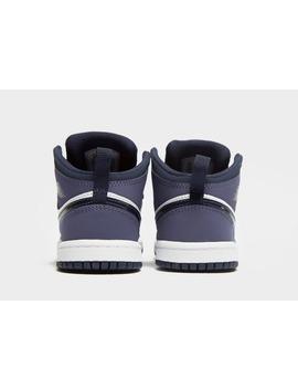 Jordan Air 1 Mid Infant by Jd Sports