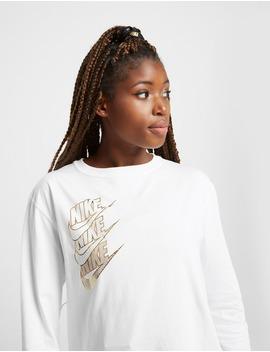Nike Shine Long Sleeve T Shirt by Jd Sports
