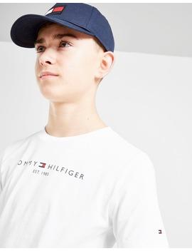Tommy Hilfiger Essential Short Sleeve T Shirt Junior by Jd Sports