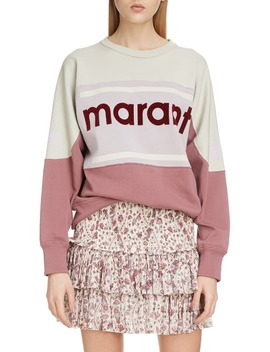 Gallian Logo Sweatshirt by Isabel Marant Étoile