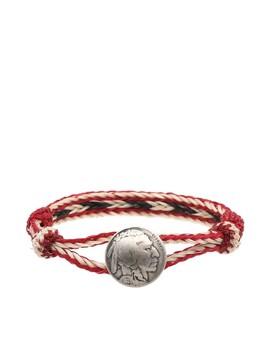 Chamula Indian Concho Bracelet by Chamula
