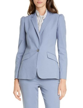 Stretch Suit Blazer by Tailored By Rebecca Taylor