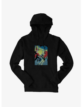 Dc Comics Batman Harley Quinn And Poison Ivy Hoodie by Hot Topic