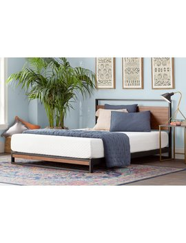 "Wayfair Sleep 10"" Plush Gel Memory Foam Mattress by Wayfair Sleep™"