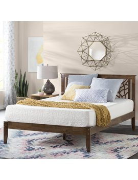 "Wayfair Sleep 10"" Firm Memory Foam Mattress by Wayfair Sleep™"
