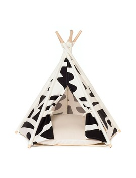 Pet Teepee Tent by Huts And Bay