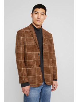 Filip Checked Suit Jacket   Blazer Jacket by Weekday