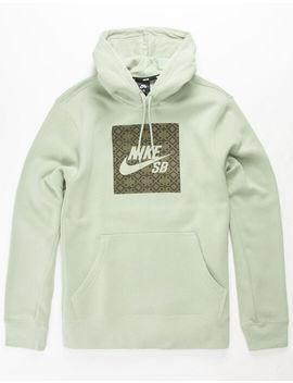 Nike Sb Nomad Mens Hoodie by Nike Sb