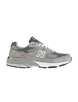 993 'grey White' by Brand New Balance