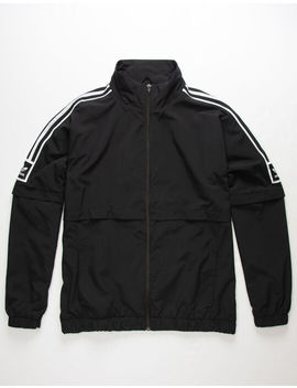 Adidas Standard Black & White Mens Track Jacket by Adidas