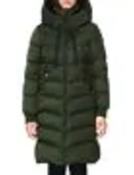 Rachela Quilted Down Parka by Soia & Kyo