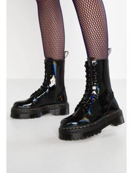 Jadon    Platform Ankle Boots by Dr. Martens